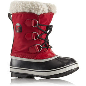 Sorel Yoot Pac Nylon Boots Children red/black
